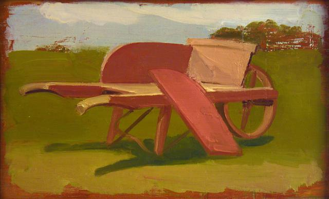Albert York, Wheelbarrow